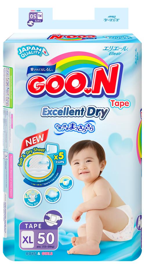 JP.Tã Goon Slim XL50 1