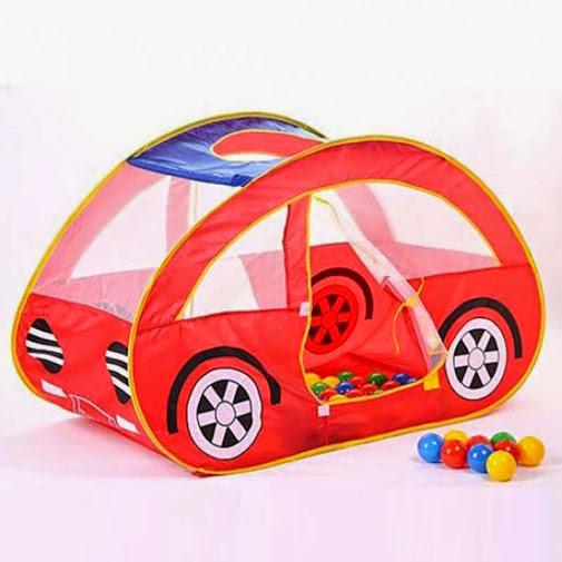 Nhà bóng Toysbro hình ô tô CBH-07A 1