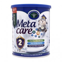 Sữa bột MetaCare Step 2 (400g)