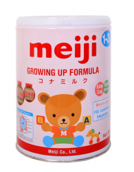 Sữa Meiji 1-3 tuổi Growing up Formula 800g