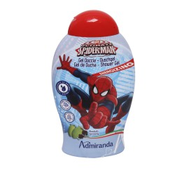 Gel tắm Spiderman ADM73640