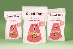 Kiều mạch Good day 450g