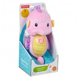 Cá ngựa ru ngủ Fisher Price Soothe & Glow Seahorse