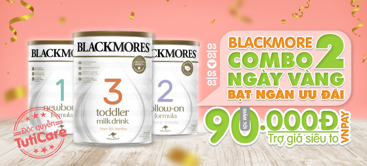 BLACKMORES SALE TO - TIẾT KIỆM 90K