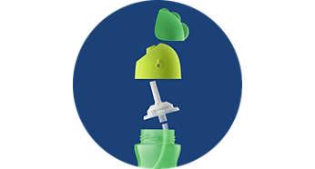 Bình tập uống có ống hút Philips Avent SCF798/00 từ 12 tháng tuổi (300ml):4079