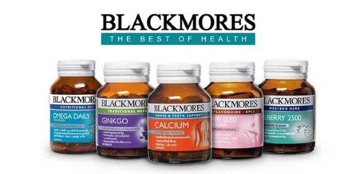 Thương hiệu Blackmores