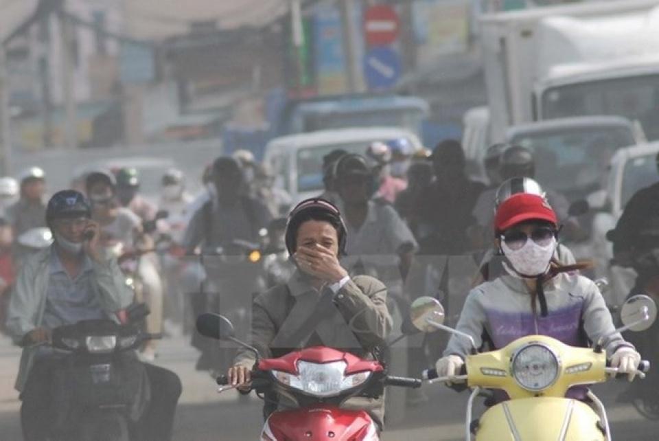 Những hiểm họa đối với sức khỏe mẹ bầu và trẻ sơ sinh trước vấn nạn ô nhiễm không khí hiện nay.Bluecare
