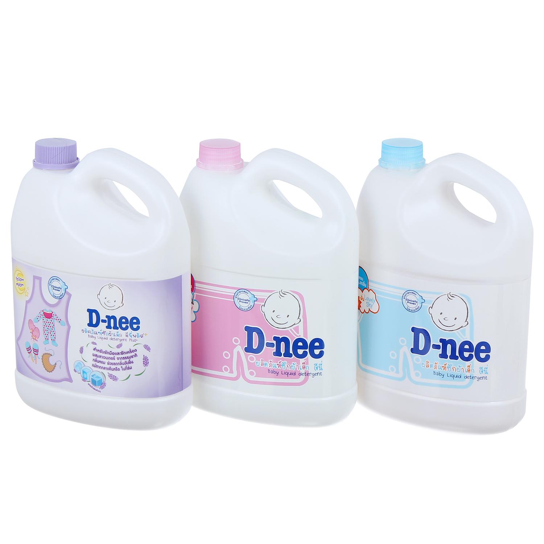 Nước giặt D-nee có 3 loại