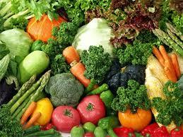 Ăn nhiều rau xanh, trái cây