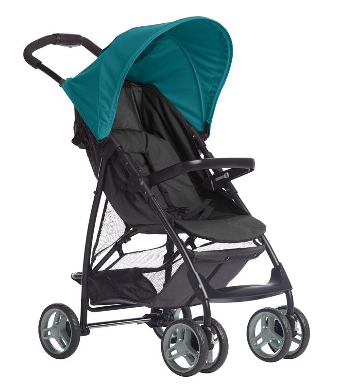 Xe đẩy trẻ em Graco LiteRider DLX Blue (từ 0 đến 3 tuổi) 2
