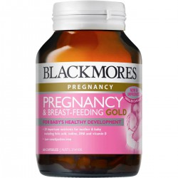 Vitamin bầu Blackmore Pregnancy & Breast feeding gold (60 viên)
