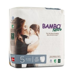Bỉm quần Bambo Nature Junior 5 (12-20kg)