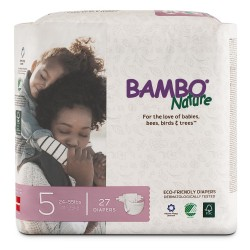 Bỉm dán Bambo Nature Junior 5 (11-25kg)