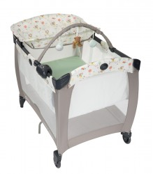 Giường Cũi Graco Contour Electra Ted And Coco