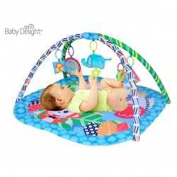 Thảm chơi Baby Delight - The Elephant Delight 90x90x52cm