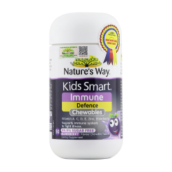 NATURE'S WAY KIDS SMART IMMUNE DEFENCE CHEWABLES