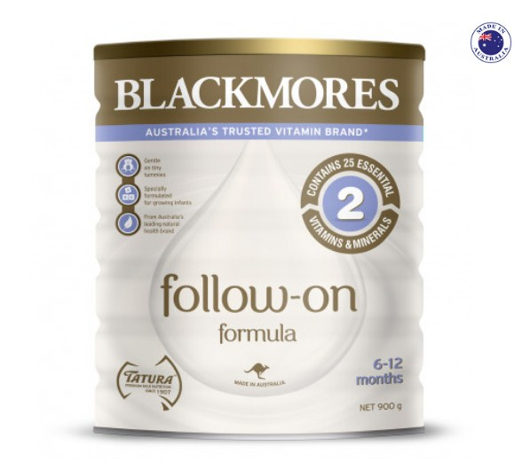 Sữa Blackmores Follow-On số 2 900g
